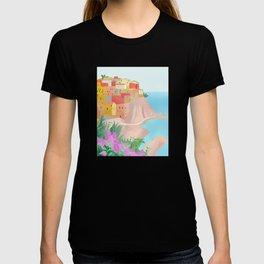 Cinque Terre 1 T-shirt