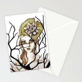 Nature Queen Stationery Cards