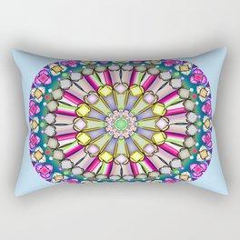 Geometric GG Rectangular Pillow