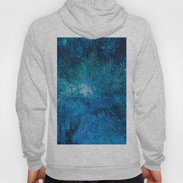 Spirits of Forest in nature at night Hoody