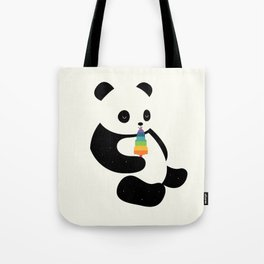 Panda Dream Tote Bag