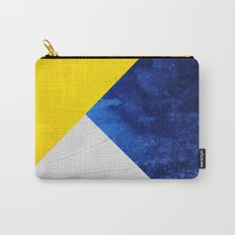 Modern Abstract No1 Carry-All Pouch