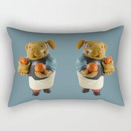 Get well Rectangular Pillow