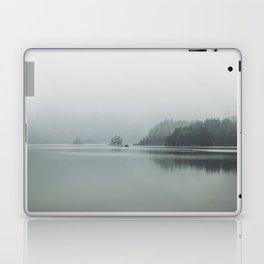 Fog - Landscape Photography Laptop & iPad Skin