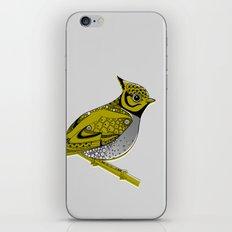 Crested Tit iPhone & iPod Skin
