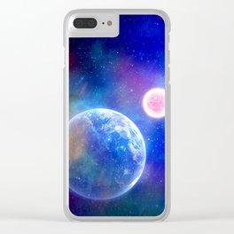 Infinitum Clear iPhone Case