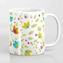 flowers in the air Coffee Mug