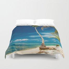 San Blas Island Duvet Cover