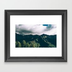 Telluride Colorado Framed Art Print