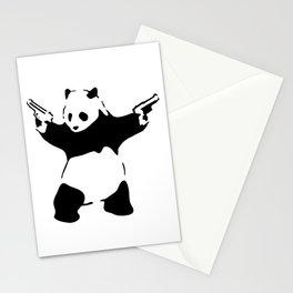 Panda, Banksy, Graffitti Stationery Cards