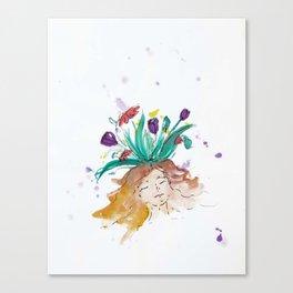 blazz studios: Bliss Canvas Print