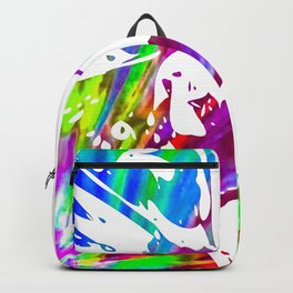 Hip-Hop Dance Backpack