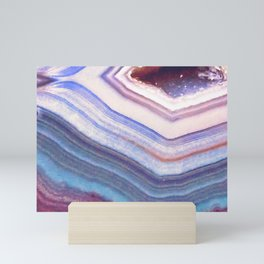 Geode Mini Art Print