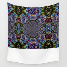 BBQSHOES: Fractal Design 1020C Digital Psychedelic Art Wall Tapestry