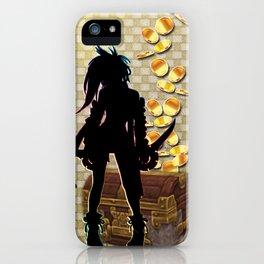 R1KKU iPhone Case