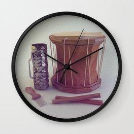 Mambo Wall Clock