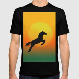 Jumping T-shirt