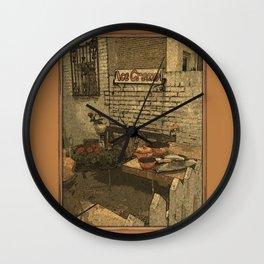 Jumble Shop DPPA150504f Wall Clock