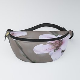 Peach Blossoms Fanny Pack