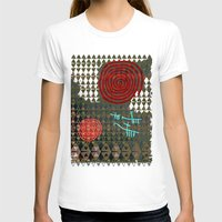 history T-shirts featuring History layers by Menchulica
