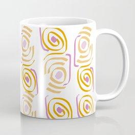 Circles in water Coffee Mug