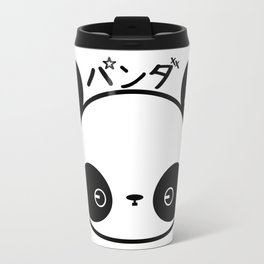 Panda by Indigo East Travel Mug