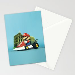 Super Mario: the homecoming Stationery Cards