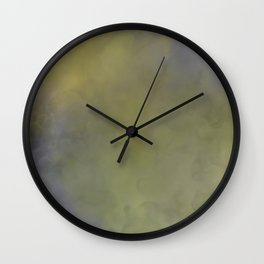On A Stormy Night Wall Clock