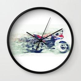 Honda CBR Wall Clock