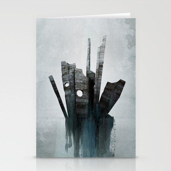 Pathfinder - Experimental Stationery Cards