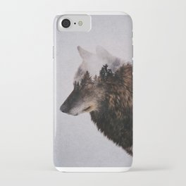 Canis Lupus iPhone Case