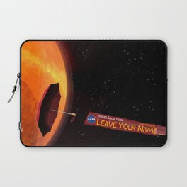 Parker Solar Probe Laptop Sleeve