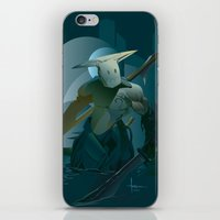 doom iPhone & iPod Skins featuring DOOM by orlando arocena ~ olo409- Mexifunk