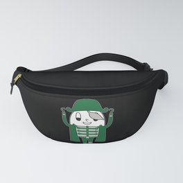 Egg No-Hand-Pirate Fanny Pack