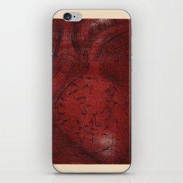Cardio iPhone Skin