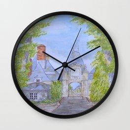 Richelieu France Wall Clock