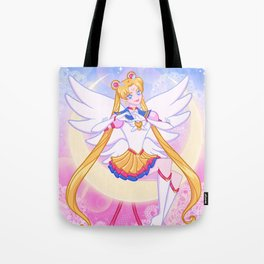 Love and Justice / Sailor Moon Tote Bag