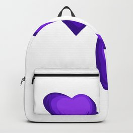 Recycle O- Organ Donor Gift Backpack