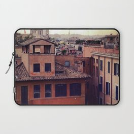 Rooftops of Roma Laptop Sleeve