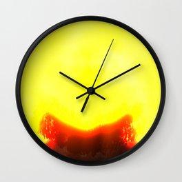 Fly:Fire Fly Wall Clock
