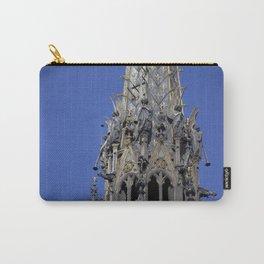 Musician angels of the Sainte-Chapelle, Paris Carry-All Pouch