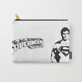 Christopher Reeve, man, hero, super Carry-All Pouch