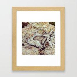 Figure Study, Mt. Baldy Framed Art Print