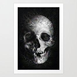 Haxja Art Print