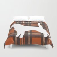 custom Duvet Covers featuring Custom Listing by Canis Picta