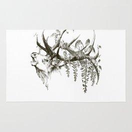 Wisteria Elk Rug