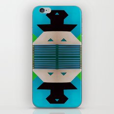 Digital PlayGround #2 iPhone & iPod Skin