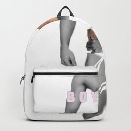 """""""HARD HANDSOME"""" BY ROBERT DALLAS Backpack"""