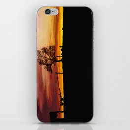 William Munny and his Wife iPhone Skin