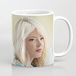 A Study of Gwen Coffee Mug